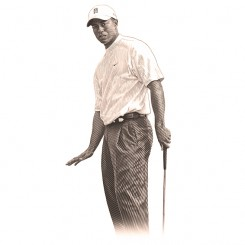 keith-witmer-golf-portraits-tiger-woods-putt