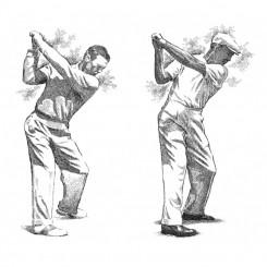 Ben Hogan – Back Swing Evolution