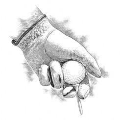 keith-witmer-under-par-glove-ball-tee-2